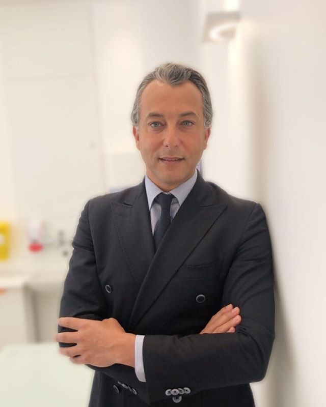 About Olivier Amar London Leading Aesthetic Consultant